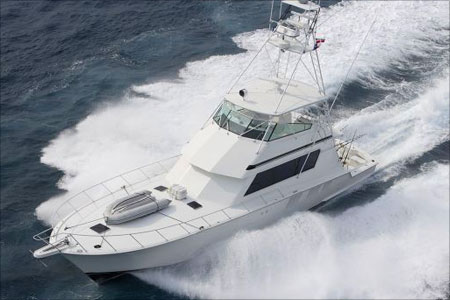 CHEAP! Rare Enclosed Flybridge! Hatteras 65 SALE! Face Lifted!