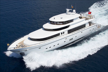 Achievable Luxury! 100' Mega Yacht