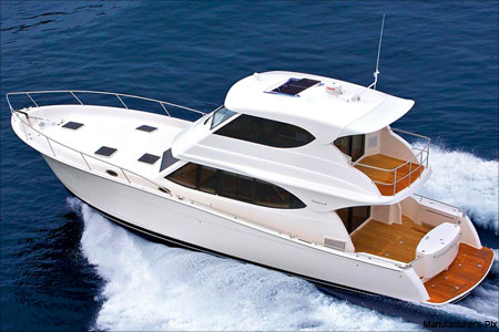 ONLY ONE! Maritimo M48 Sports! SUPER SALE!