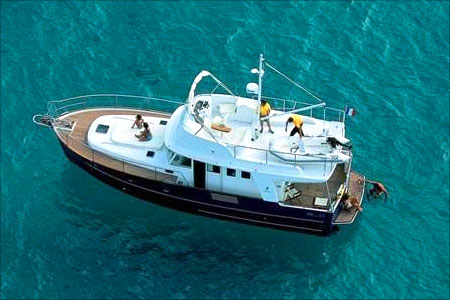 PRICE REDUCED! Stunning Beneteau Swift Trawler 42 for Sale!