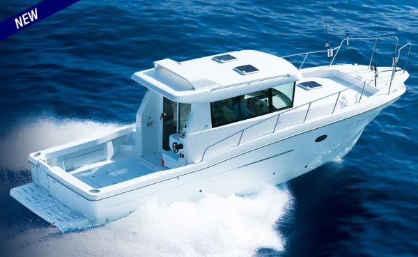 NEW! Yanmar EX30B Pilothouse