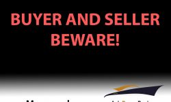 BUYERS & SELLERS BEWARE!