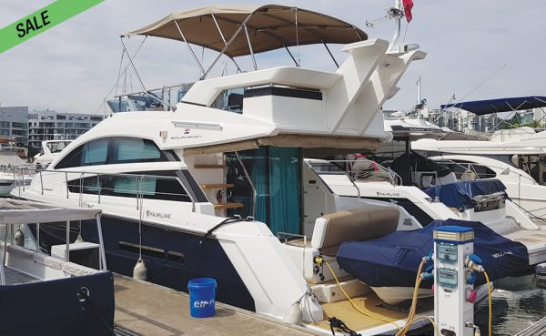 BEST Fairline 42 Squadron SALE!