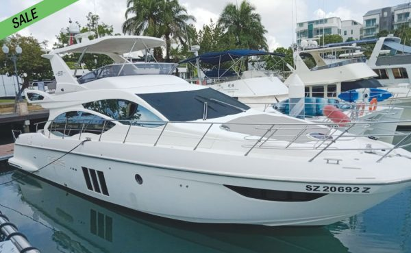 CHEAPEST! AZIMUT 53 with Hardtop SALE!!! LOWEST!!