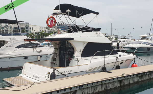 PRICED TO SELL! Fully Done! Diesel Flybridge!