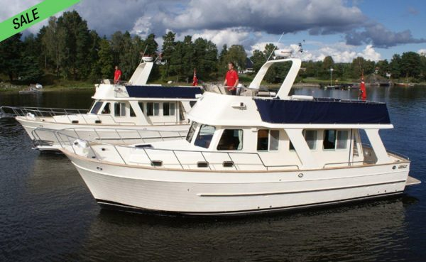 Long Haul Trawler! Great Condition!