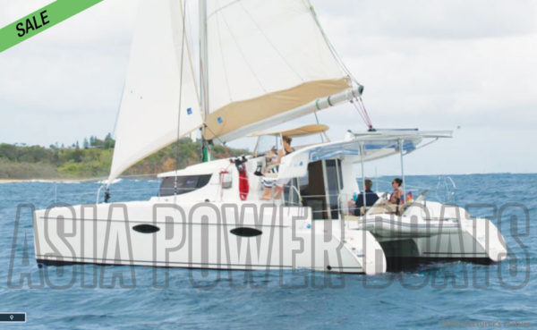 Well maintained 36ft Sail Catamaran SALE!