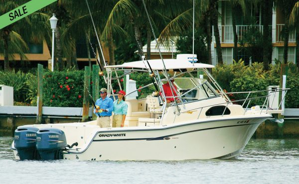 Excellent Cond' Like NEW! Grady White 300 Marlin! FULLY LOADED!