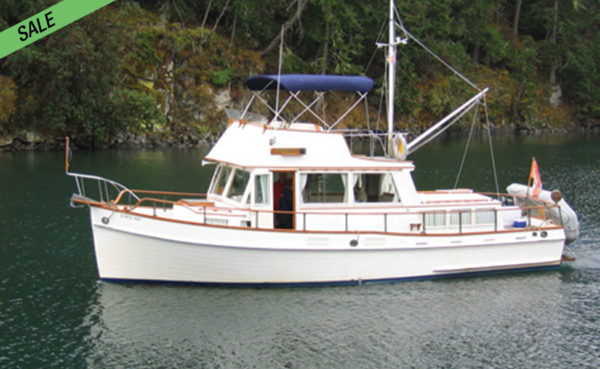 Classic Grand Banks for SALE!