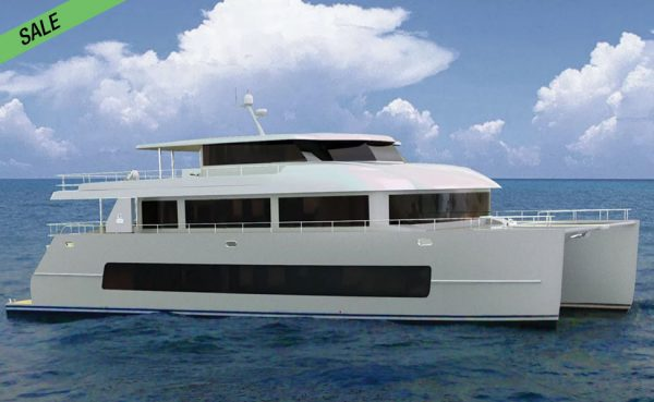 80ft Granocean Powercat