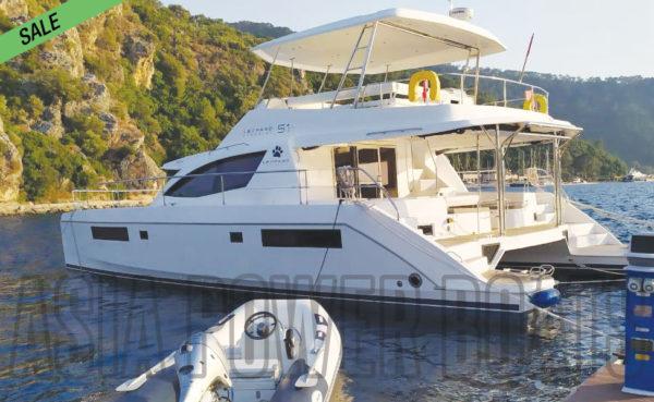 Very new 51ft power catamaran SALE!