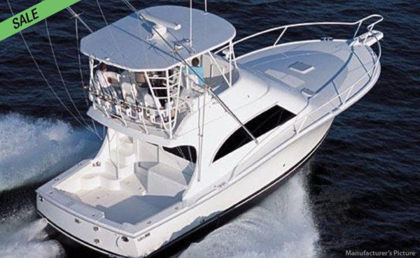 Serious Sportfishing Yacht! SALE!