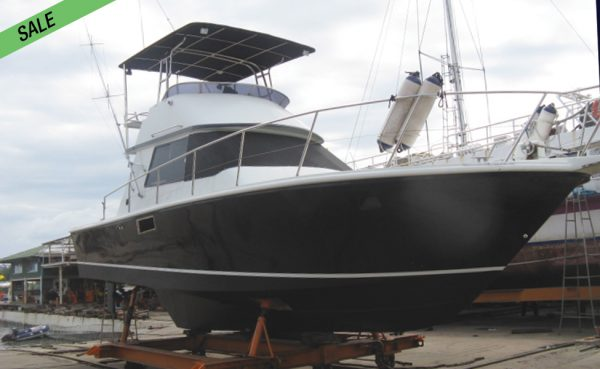 REDUCED! CHEAPEST 40ft Riviera Flybridge for SALE!