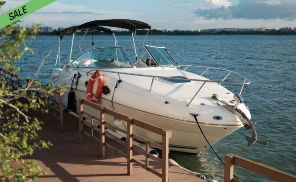 PRICED TO SELL! Well maintained SEARAY Cruiser!