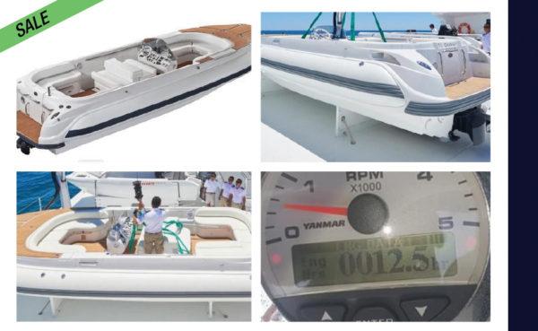 Rare Mega-Yacht Tender! Half-Price!